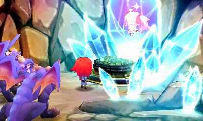 Forbidden Magna 3DS RPG Screenshot 2