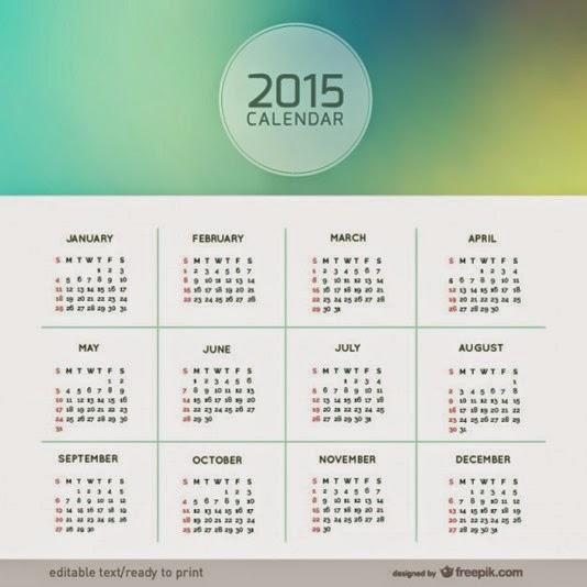 Calendario 9