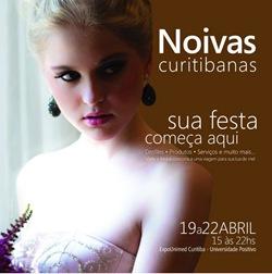 noivas curitibanas 2012 expo unimed abril