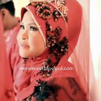 majlis perkahwinan syafiq dan yana, perkahwinan syafiq 16 tahun dan yana 14 tahun