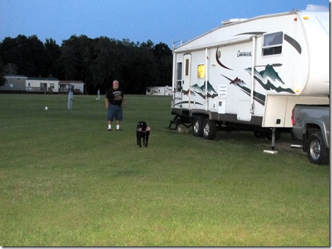 Florida Gateway Resort Campground Jasper Fla.h