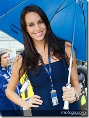 Paddock Girls Hertz British Grand Prix  17 June  2012 Silverstone  Great Britain (1)