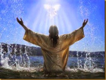 ESPIRITU SOBRE JESUS