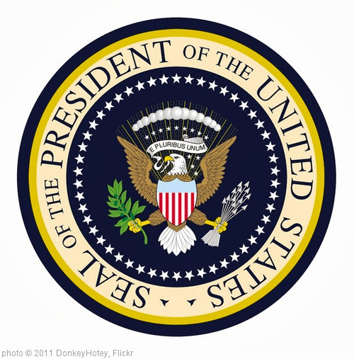 'Seal Of The President Of The United States Of America' photo (c) 2011, DonkeyHotey - license: http://creativecommons.org/licenses/by/2.0/