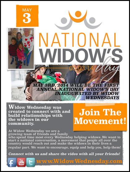 National-Widows-Day