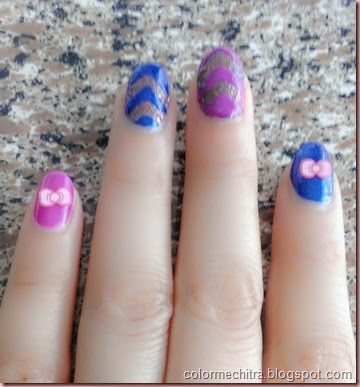 Chitra Pal Sinfulolors Nail Art for Collage (72)