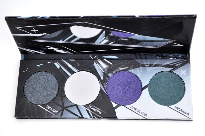 sugarpill cold chemistry eyeshadow palette review gothic