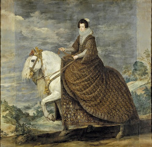 Velázquez_-_Isabel_de_Borbón_(Museo_del_Prado,_1634-35)