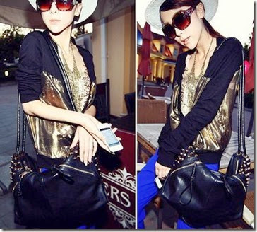 SY 162 Black (193.000) - PU Leather, 31 x 52 x 10, talpan