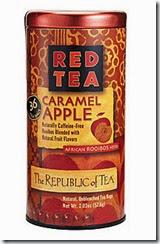Caramel Red Apple Tea