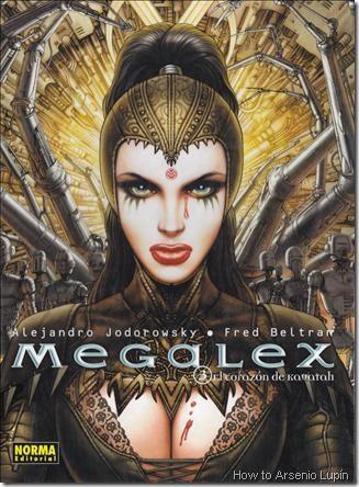 P00013 - Megalex -  El Corazón de