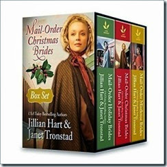 mail order christmas brides boxed set