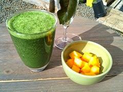 smoothie vert 3