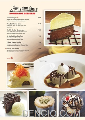 Village Tavern Manila Philippines Menu14