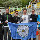 Yorkshire Mens Road Relay Champs 2013