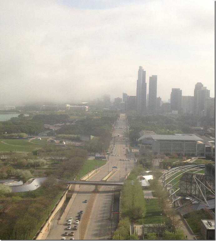 Spray pain chicago lake 112