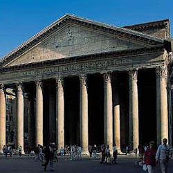 46 - Exterior del Panteon de Agripa