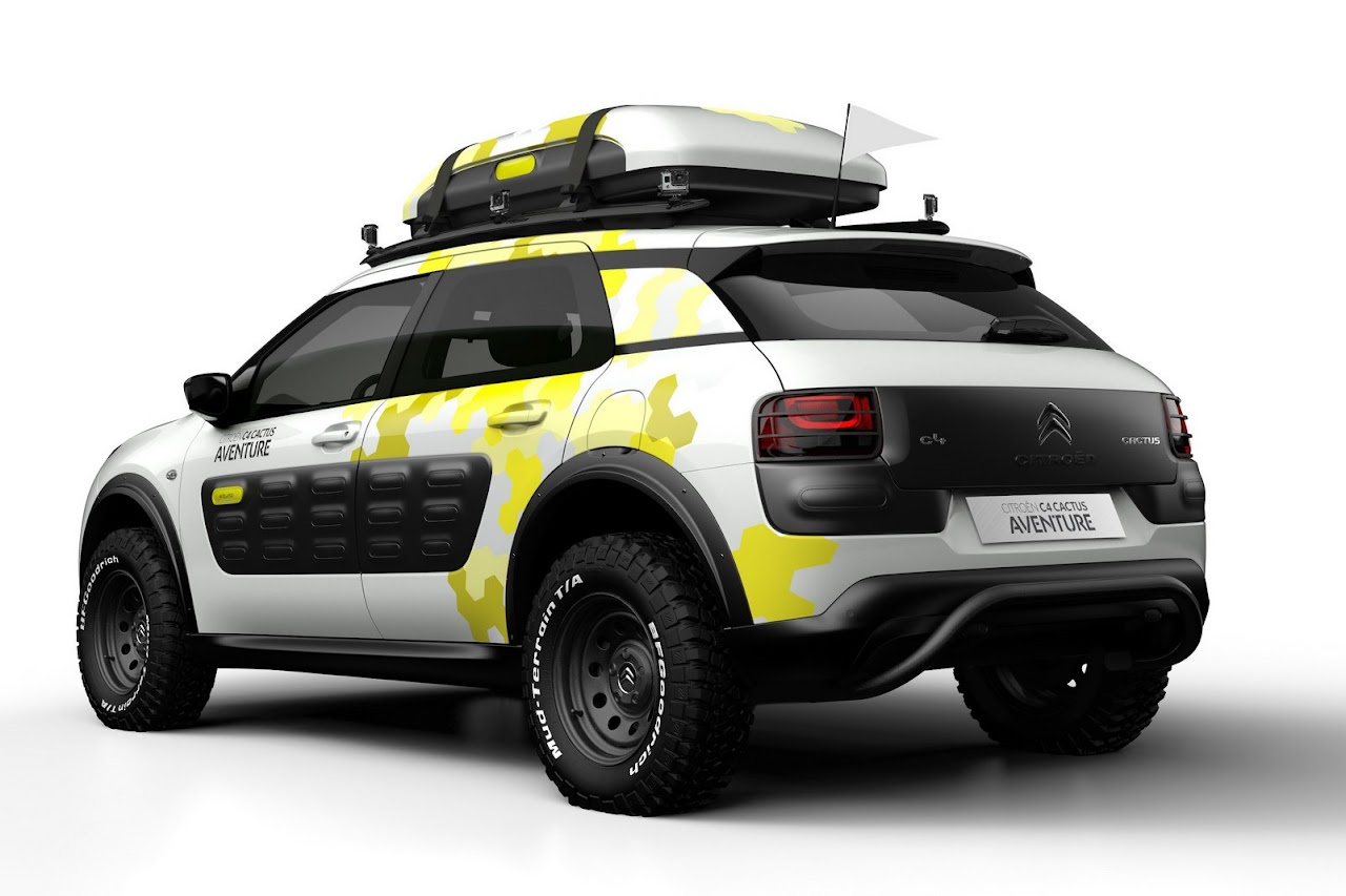2015 citroen c4 cactus c4 cactus aventure concept cenevre 39 de turkeycarblog. Black Bedroom Furniture Sets. Home Design Ideas