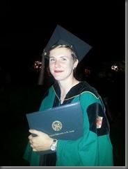 Katie Graduates
