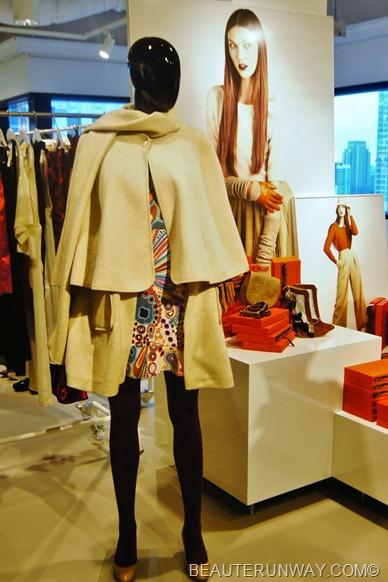 H&M Singapore Autumn Winter 2011 Winter coat dress shoes