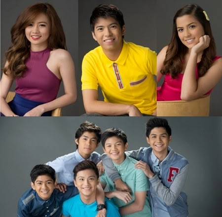 Bagito lead stars Nash Alexa Ella and Gimme 5 will treat fans with back-to-back surprises this weekend March 7-8