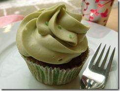 Riki's Pistazien Cupcake