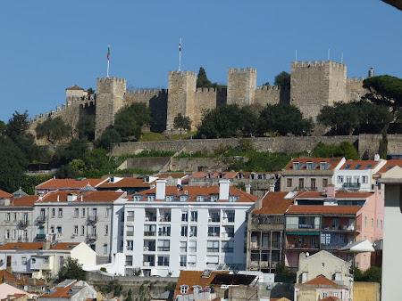 9. Castelul Sao Jorge.JPG
