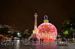 Glória Ishizaka - Lisboa - Luzes de Natal - 15