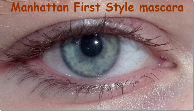 Manhattan First style mascara (5)