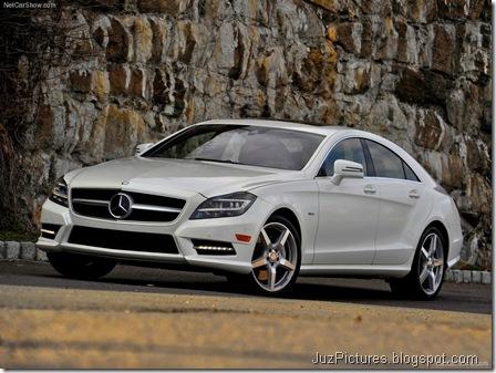 Mercedes-Benz CLS5503