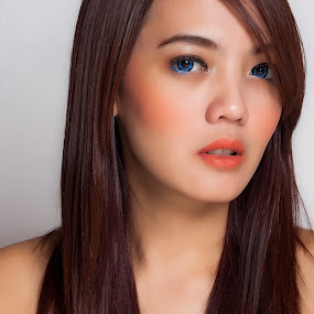 Retouch by Nino Collino - People Portraits of Women ( model, fashion, indonesia, woman, closeup )
