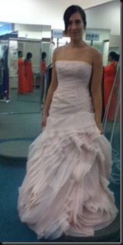 Davids_Bridal_-_pink_dress