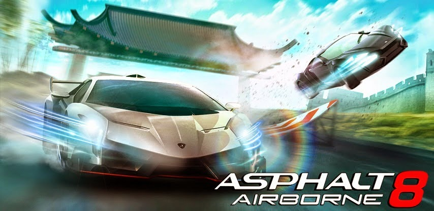 Android Zone: Asphalt 8 Airborne 1.5.0 MOD Apk + Data - Tested