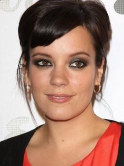 Lily Allen Short Hairstyle Idea