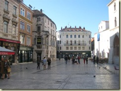 Square with Shops (Small)
