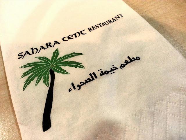 Review Sahara Tent Restaurant dan Majlis Perpisahan officemate