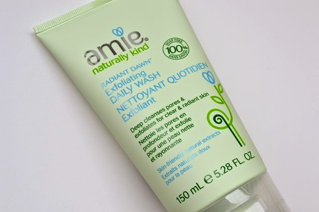Amie Skincare Radiant Dawn Exfoliating Daily Wash