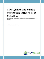 NGV Global has issued a 66-page white paper advocating RFID for enhanced CNG vehicle safety