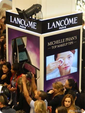 Michelle Phan Lancome