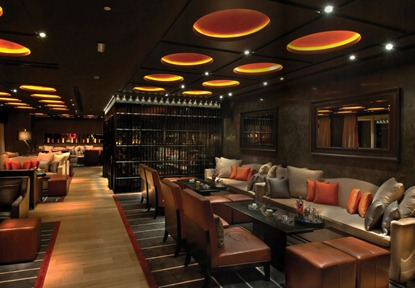 dubai brazilian restaurant steakhouse interior design contemporary fire onyx