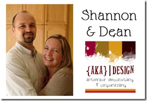 Shannon &amp; Dean - AKA Design