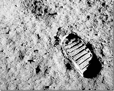 pisada na lua