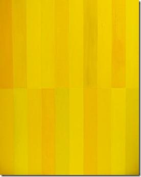 Untitled Yellow 2010 b