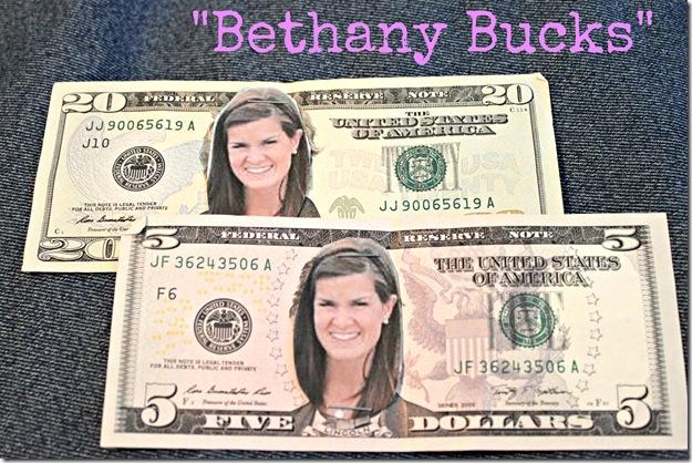 Bethany Bucks