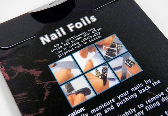 NAIL FOILS 1