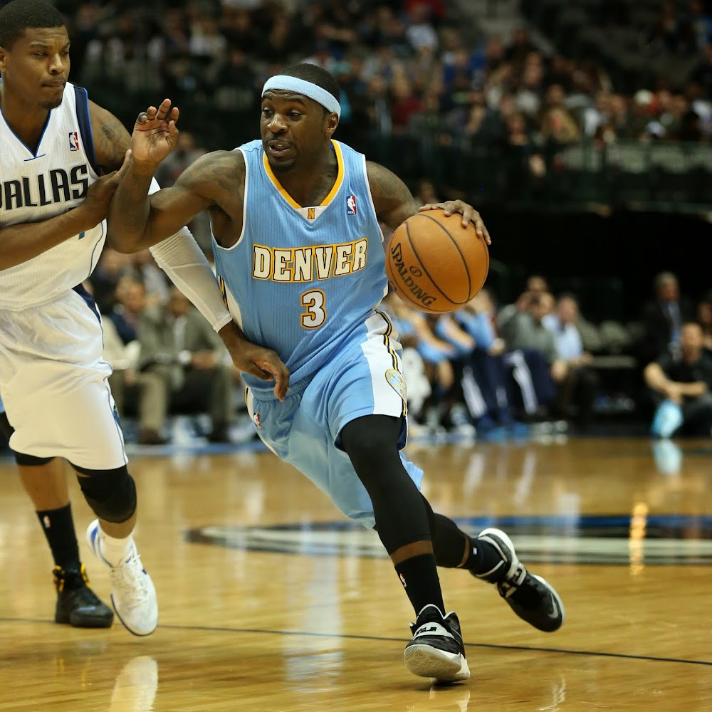 Nuggets X Lakers: LeBron James Shoes » Ty Lawson's SOLDIER 7