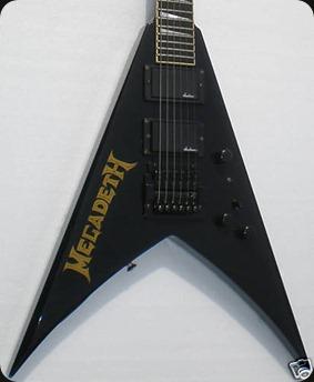 Jackson King V Megadeth