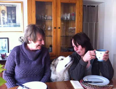 Maureen, Munson & Johanna (1)