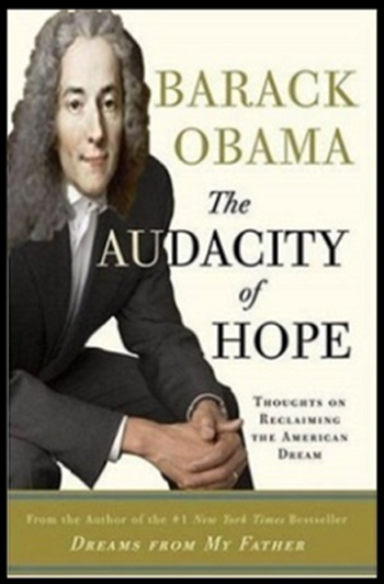 audacity of hope by candide