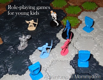 role playing games for young kids